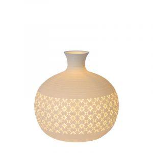 Lucide Tafellamp Tiesse Wit 13534/19/31