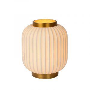 Lucide Tafellamp Gosse Wit 13535/24/31