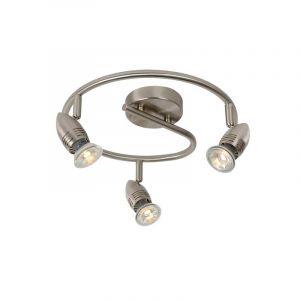 Lucide Spotlamp Caro 3-lichts Chroom 13955/14/12