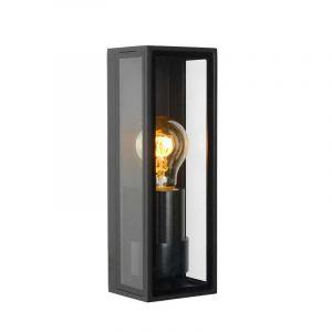 Lucide Wandlamp Dukan Zwart 15802/01/30