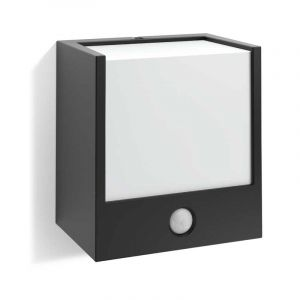 Philips Wandlamp met sensor Macaw Zwart 173173016