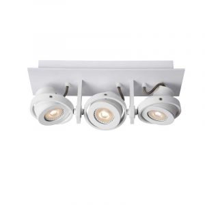 Lucide Spotlamp Landa 3-lichts Wit 17906/16/31