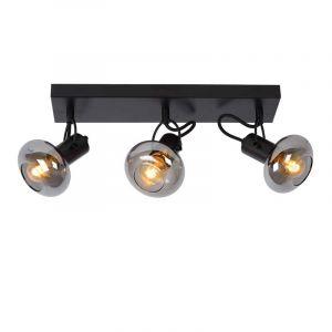 Lucide Spotlamp Madee 3-lichts Zwart 17993/03/30