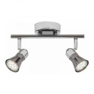 Brilliant Plafondlamp Jupp Chroom G18313/76