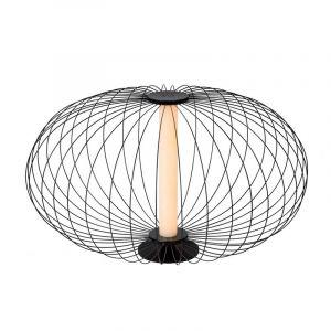 Lucide Tafellamp Carbony Zwart 20514/50/30