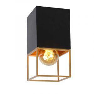 Lucide Plafondlamp Rixt Zwart 21120/01/30