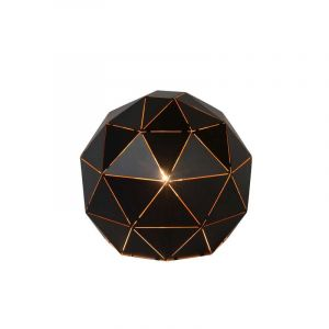 Lucide Tafellamp Otona Zwart 21509/25/30