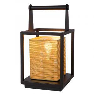 Lucide Tafellamp Sansa Zwart 21522/01/30