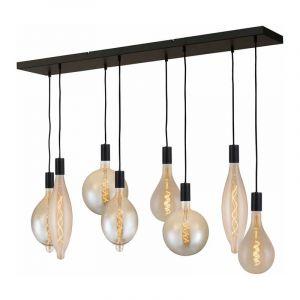 Masterlight Hanglamp Tessi Zwart 2237-05-130-25-8