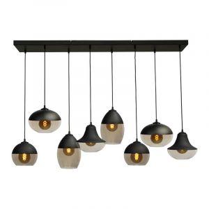 Masterlight Hanglamp Opaco Zwart 2271-05-130-25-8-4