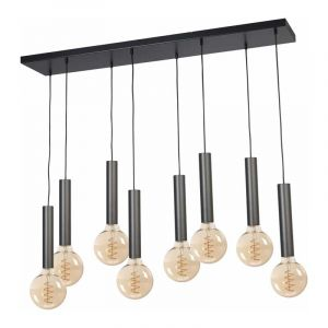Masterlight Hanglamp Tomasso Zwart 2281-05-05-130-25-8