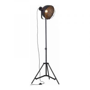 Brilliant Vloerlamp Jesper Zwart 23759/06