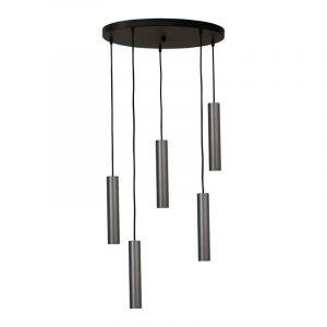 Masterlight Hanglamp Run Zwart 2382-05-05-50-5