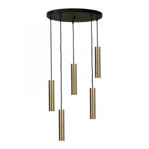 Masterlight Hanglamp Run Messing 2382-05-10-50-5