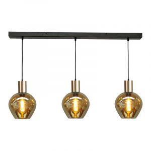 Masterlight Hanglamp Bounty Zwart 2471-05-02-100-3-3