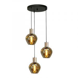 Masterlight Hanglamp Bounty Zwart 2472-05-02-35-3-3
