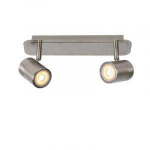 Lucide Spotlamp Lennert 2-lichts Chroom 26957/10/12
