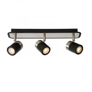 Lucide Spotlamp Lennert 3-lichts Zwart 26957/15/30
