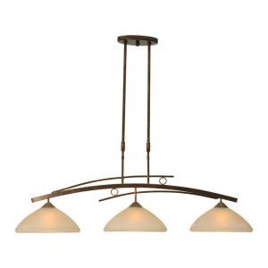 Masterlight Hanglamp Bolzano Koper 2937-21-34
