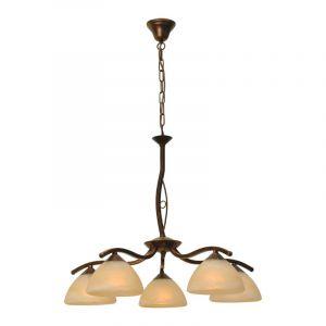 Masterlight Hanglamp Bolzano Koper 2938-21-34