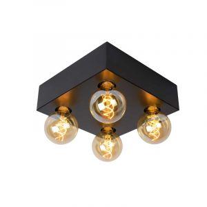 Lucide Plafondlamp Surtus Zwart 30174/04/30