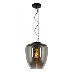Lucide Hanglamp Florien Gerookt 30473/28/65