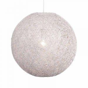 Hanglamp Abaca 45cm Wit 31545001