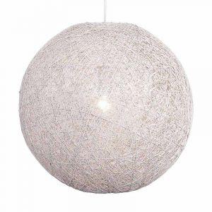 Hanglamp Abaca 60cm Wit 31560001