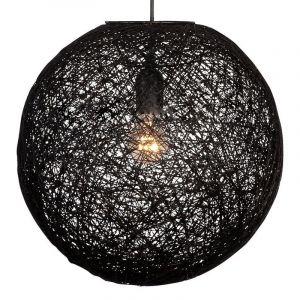 Hanglamp Abaca heeft een natuurlijke uitstraling