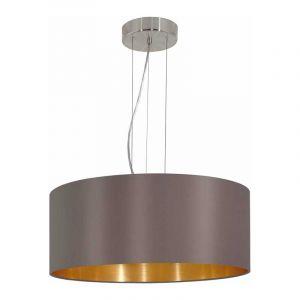 Eglo Hanglamp Maserlo Nikkel 31608