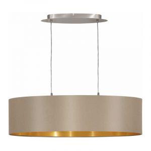 Eglo Hanglamp Maserlo Nikkel 31613