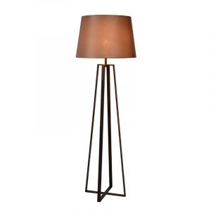 Lucide Vloerlamp Coffee Roest 31798/81/97