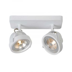 Lucide Spotlamp Tala 2-lichts Wit 31930/24/31