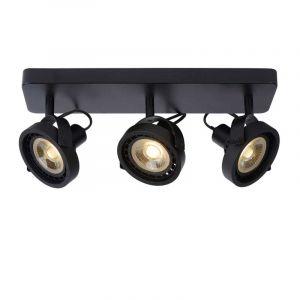 Lucide Spotlamp Tala 3-lichts Zwart 31931/36/30