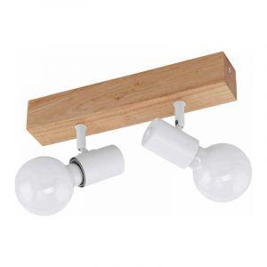Eglo Spotlamp Townshend 2-lichts Bruin 33169