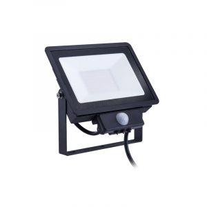 Philips Schijnwerper met sensor Decoflood Zwart 33897299