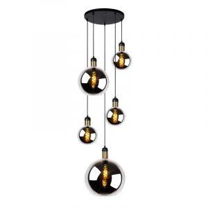 Lucide Hanglamp Julius Gerookt 34438/05/65