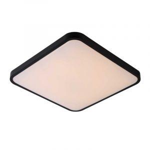Lucide Plafondlamp Polaris Zwart 37101/40/30