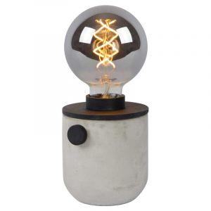 Lucide Tafellamp Tanner Zwart 39521/01/30