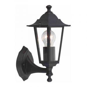 Brilliant Wandlamp Crown Zwart 40281/06