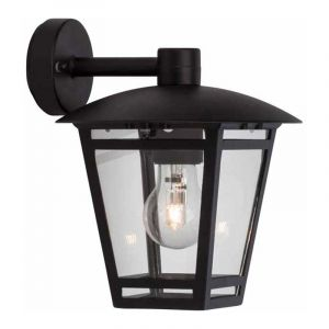Brilliant Wandlamp Riley Zwart 42382/06