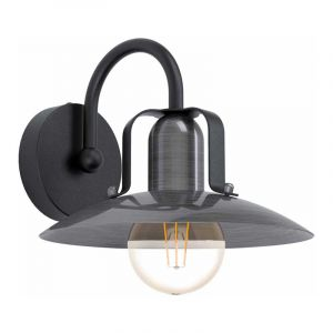 Eglo Wandlamp Kenilworth Zwart 43206