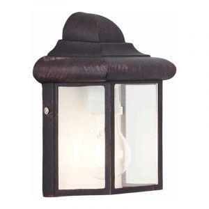 Brilliant Wandlamp Newport Roest 44280/55