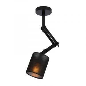 Lucide Plafondlamp Tampa Zwart 45192/81/30
