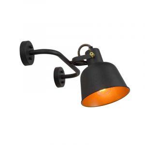 Lucide Wandlamp Pia Zwart 45280/01/30