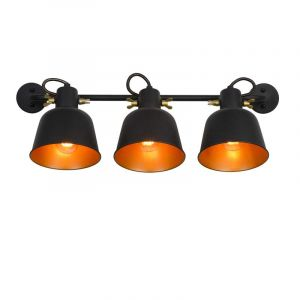 Lucide Wandlamp Pia Zwart 45280/03/30
