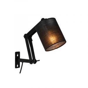 Lucide Wandlamp Tampa Zwart 45292/81/30