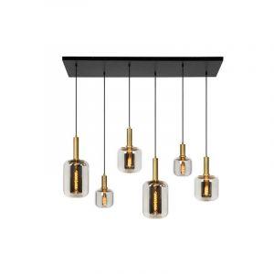 Lucide Hanglamp Joanet Gerookt 45494/06/65