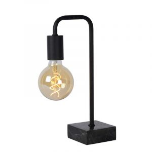 Lucide Tafellamp Lorin Zwart 45565/01/30