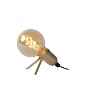 Lucide Tafellamp Pukki Messing 46511/05/02